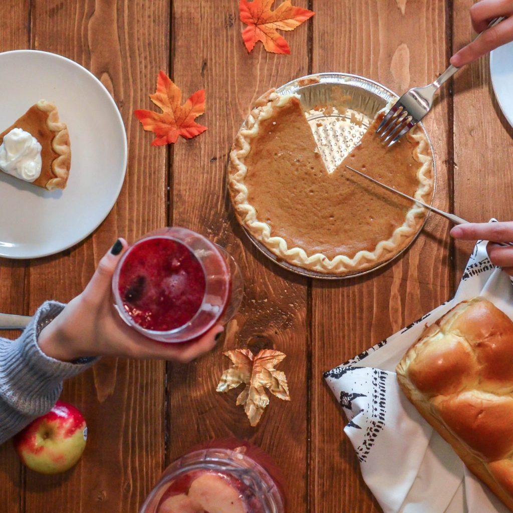 ¿Cómo hacer un mexican thanksgiving?