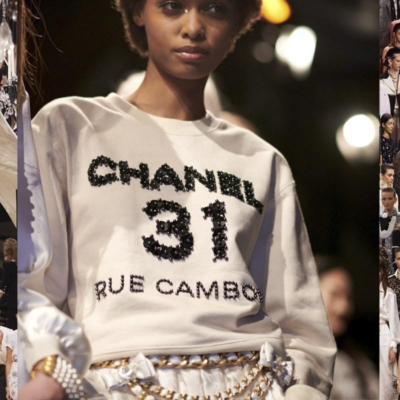 Así es como (realmente) se vive un desfile Chanel en París