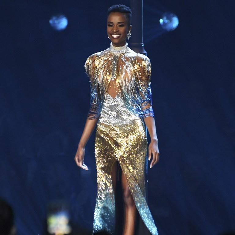 Ella es Zozibini Tunzi, la sudafricana que ganó Miss Universo 2019