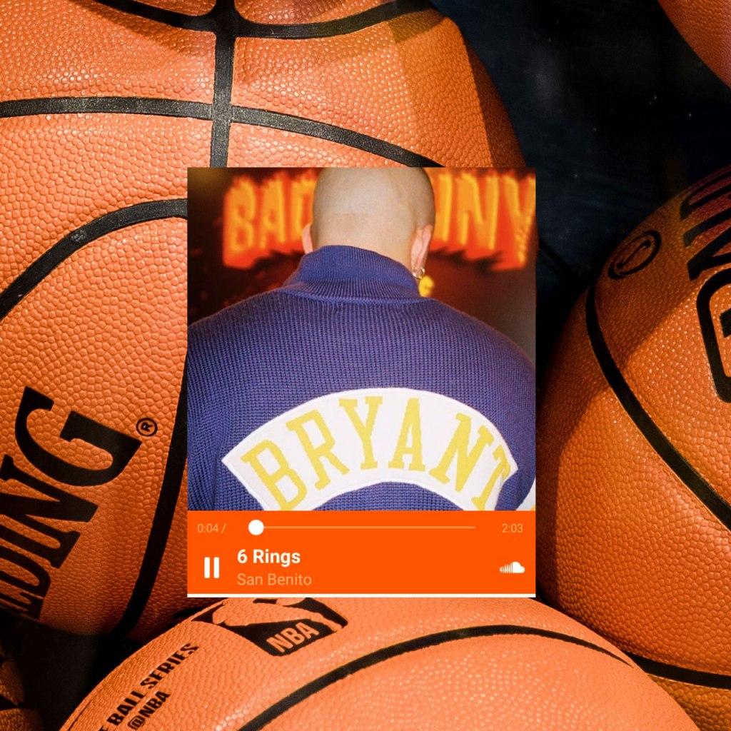 Bad Bunny lanzó una canción en honor a Kobe Bryant (y sus fans la aman)