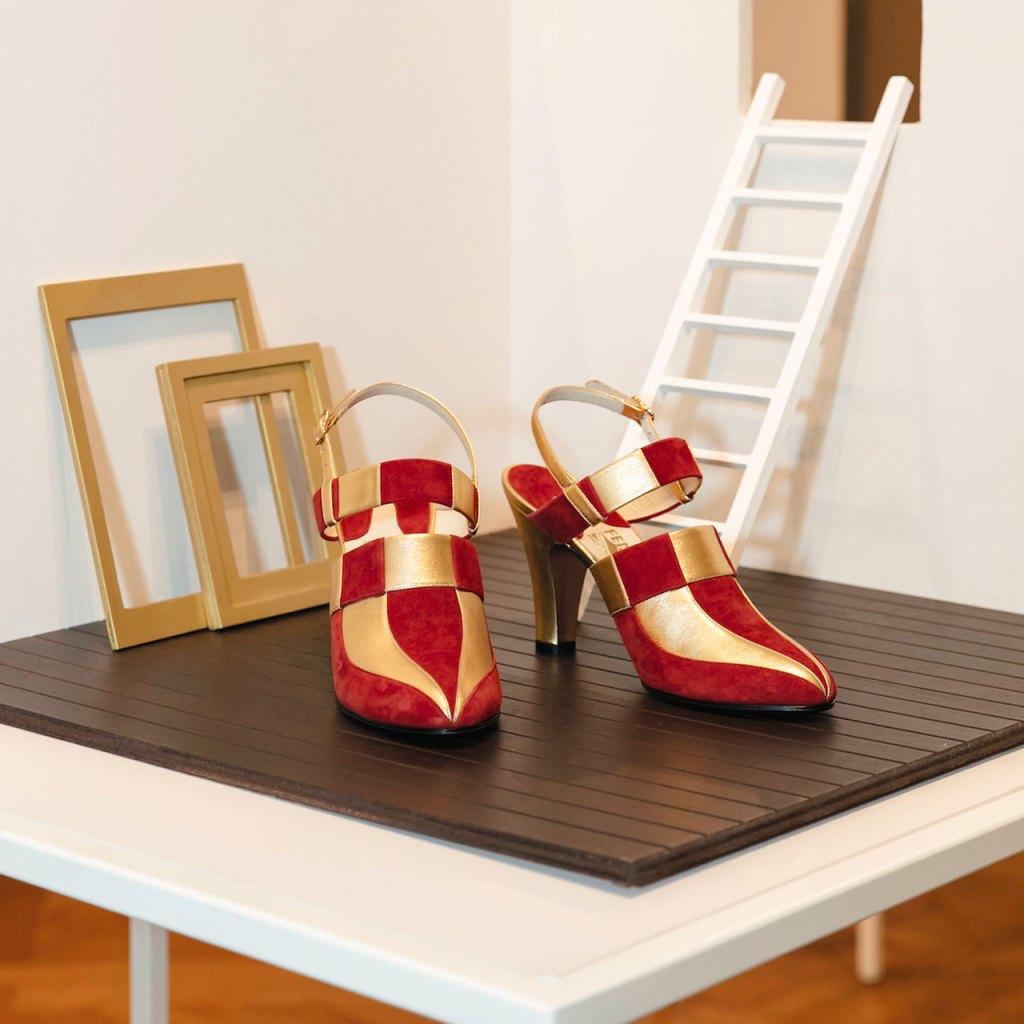 Ferragamo lanza una colección de 12 zapatos diseñados por su fundador