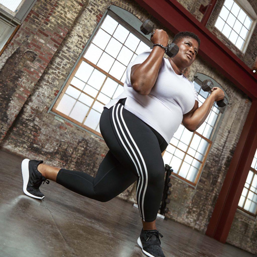 adidas te invita a empezar el año haciendo ejercicio sin limitaciones.