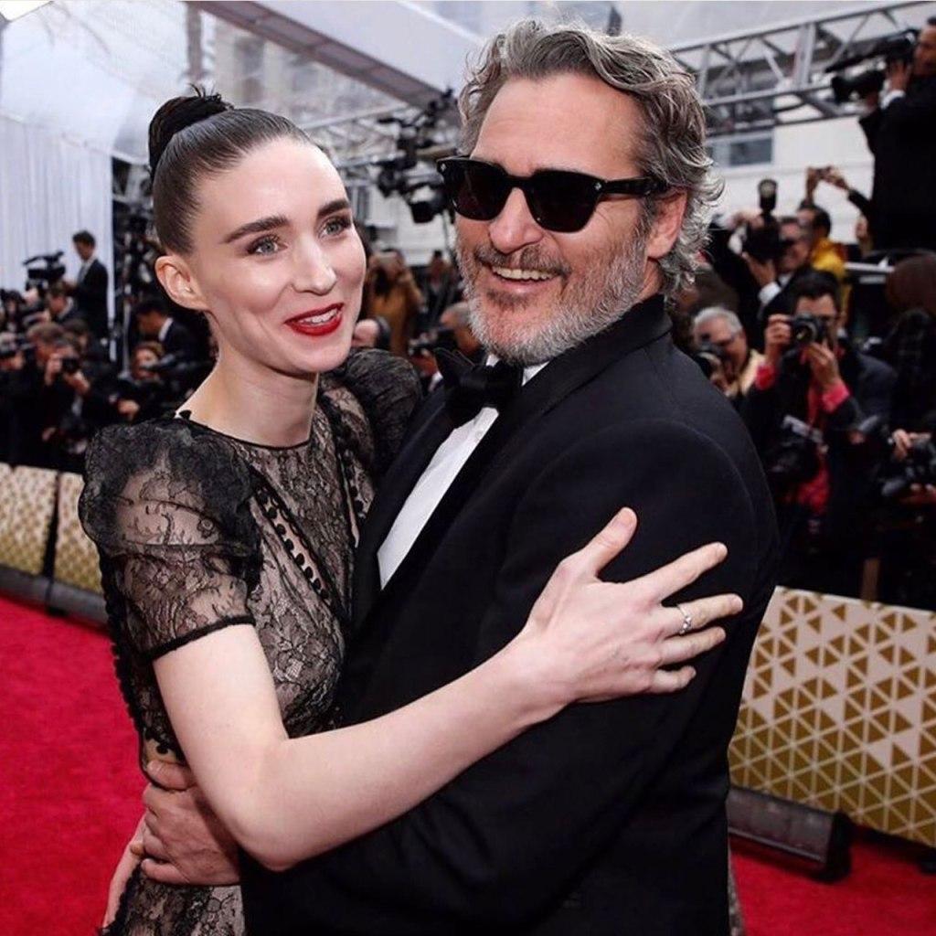 Nuestras couple goals (favoritas) de la Red Carpet de los Oscar 2020