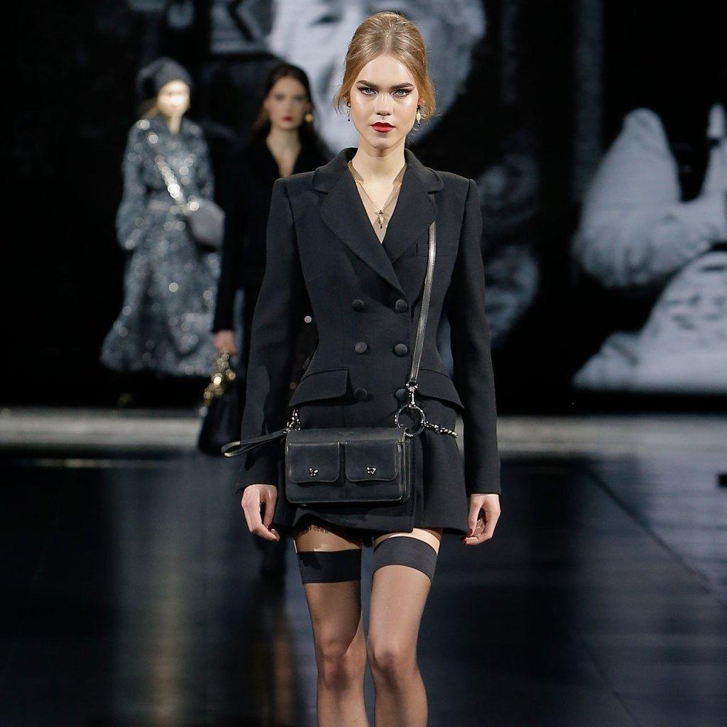 Los mejores looks de 'Fatto a Mano' la colección FW de Dolce&Gabbana