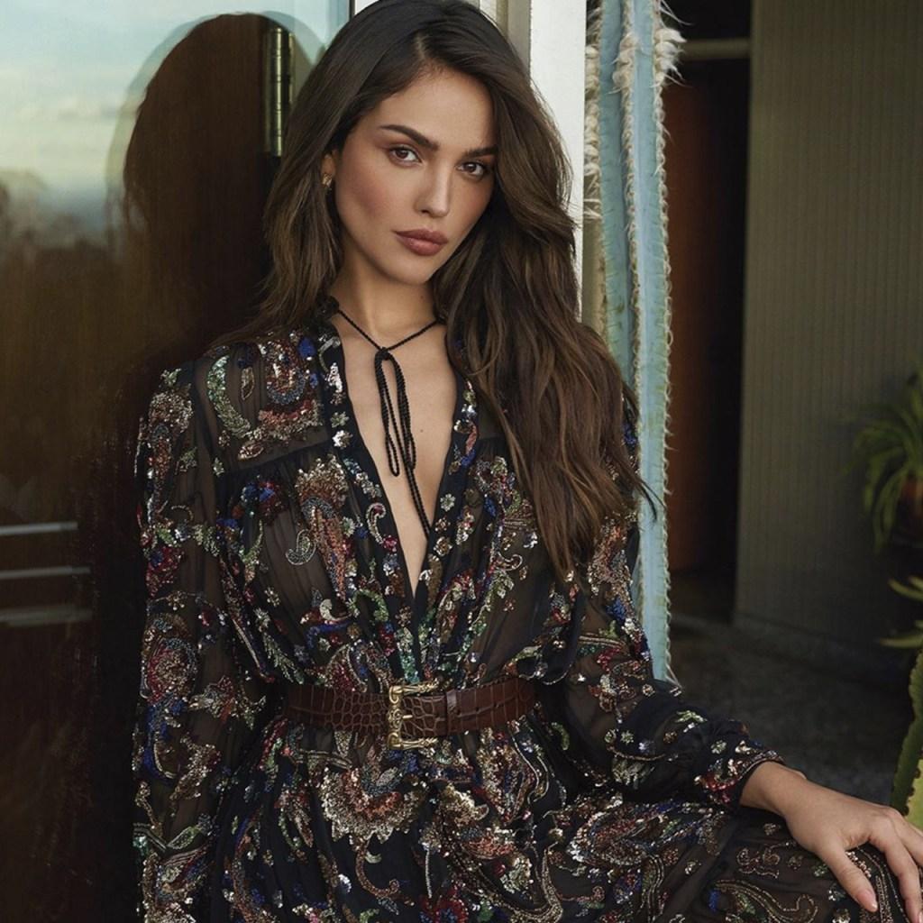 Eiza González tiene el look perfecto para ir por un helado con tu date
