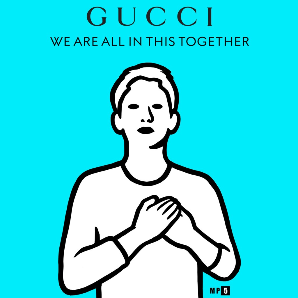 Gucci dona 2 millones de euros a la lucha contra Coronavirus