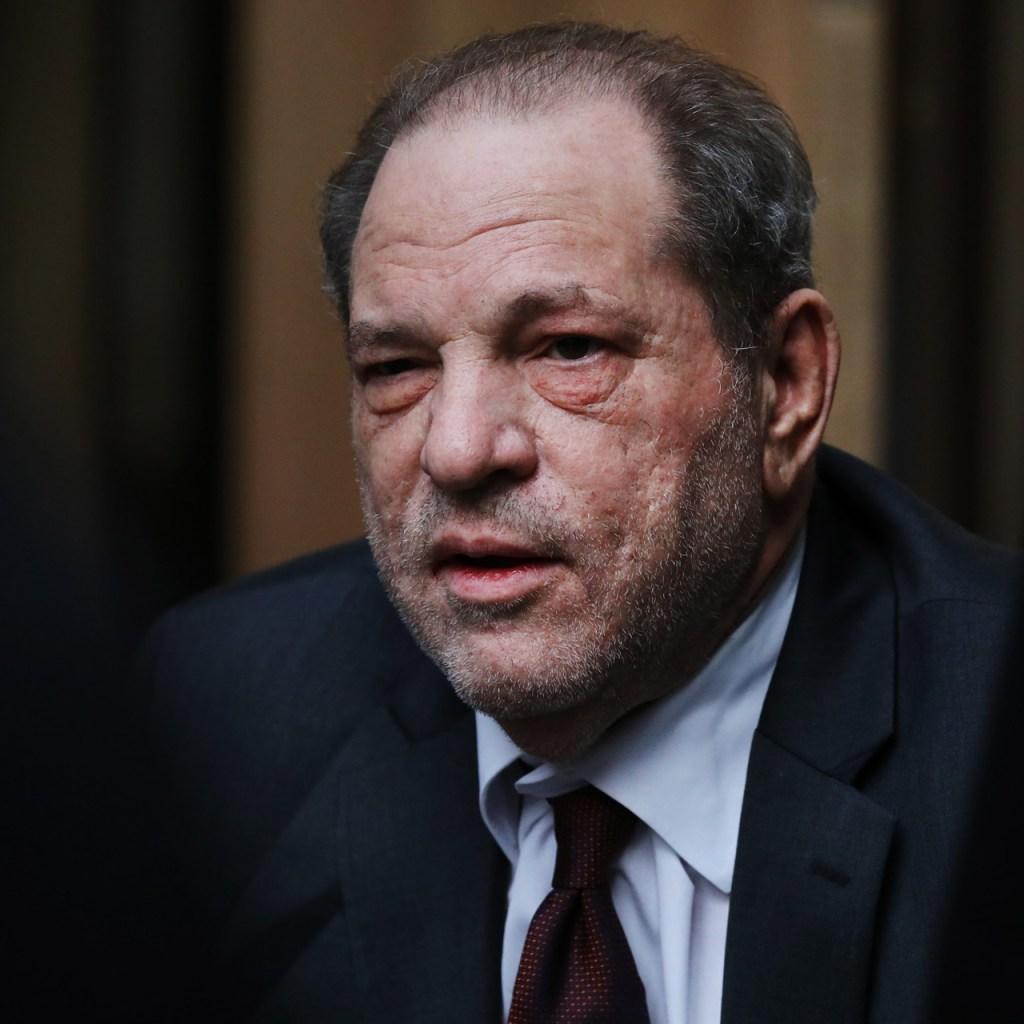 Harvey Weinstein da positivo al Coronavirus
