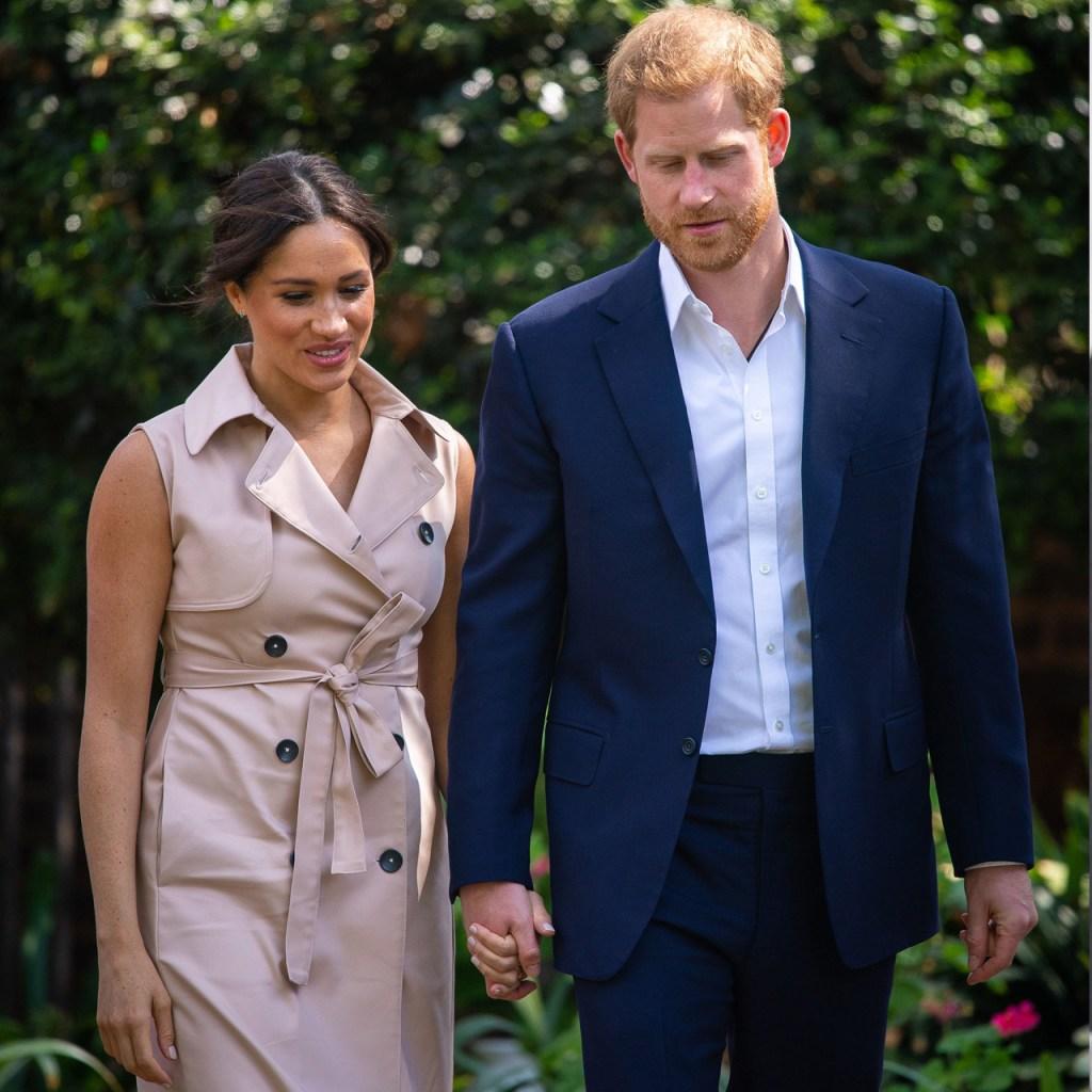 Meghan Markle y Harry ya son independientes financieramente