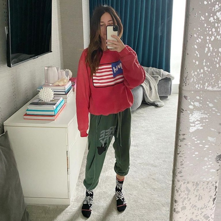 El mejor outfit (y en tendencia) para quedarte en casa