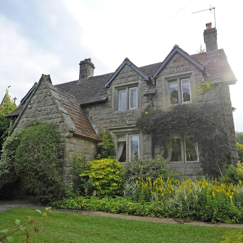 J.K. Rowling compró la casa de su infancia que inspiró parte de 'Harry Potter