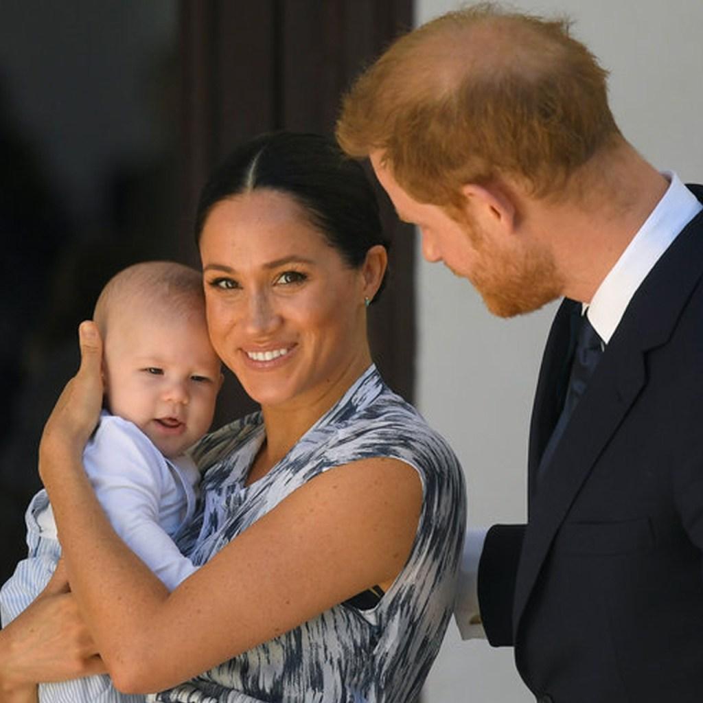 Harry y Meghan Markle revelaron el nombre de su organización fuera de la realeza