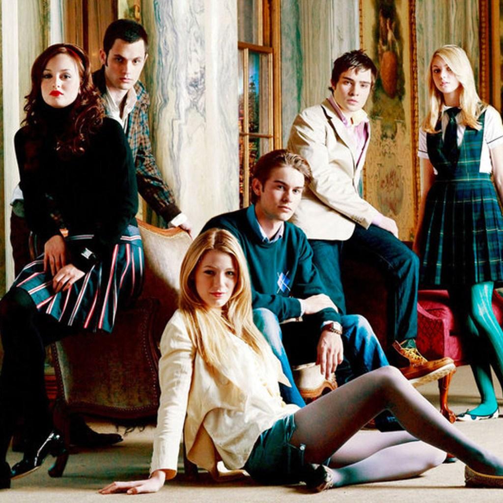 Los fans de Gossip Girl acaban de encontrar un wardrobe malfunction del vestuario