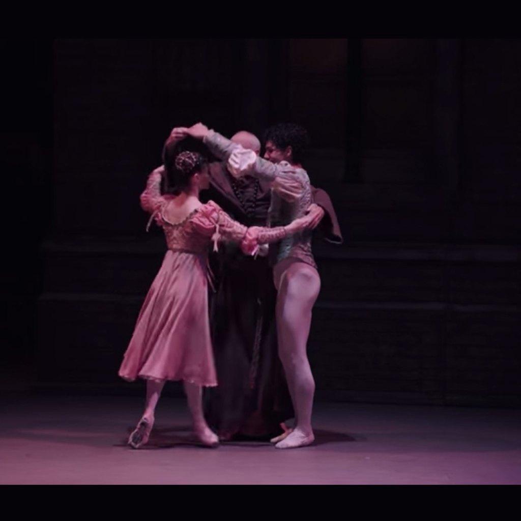 Puedes ver el ballet de Romeo y Julieta online (con Isaac Hernández)
