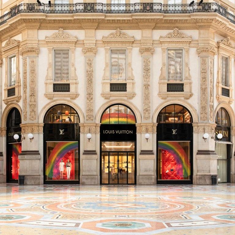 Rainbow Project: La iniciativa de Louis Vuitton para llevar esperanza