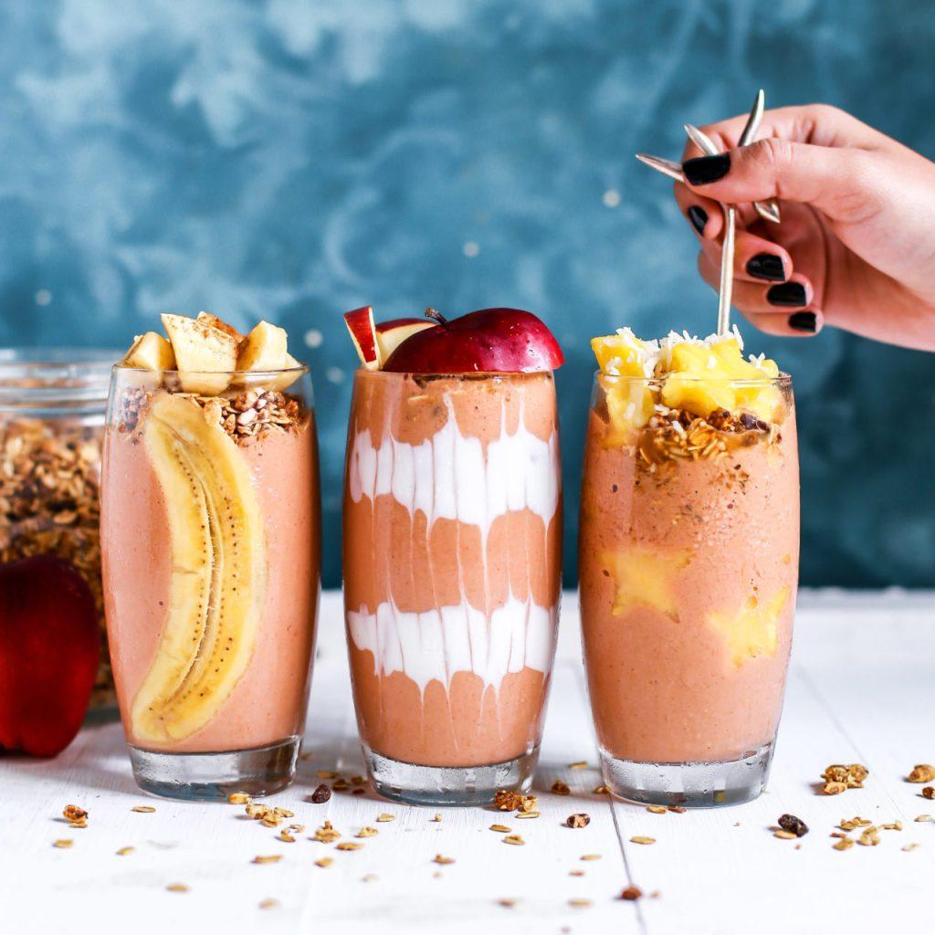 Cruda verdad: los smoothies no son tan saludables como crees