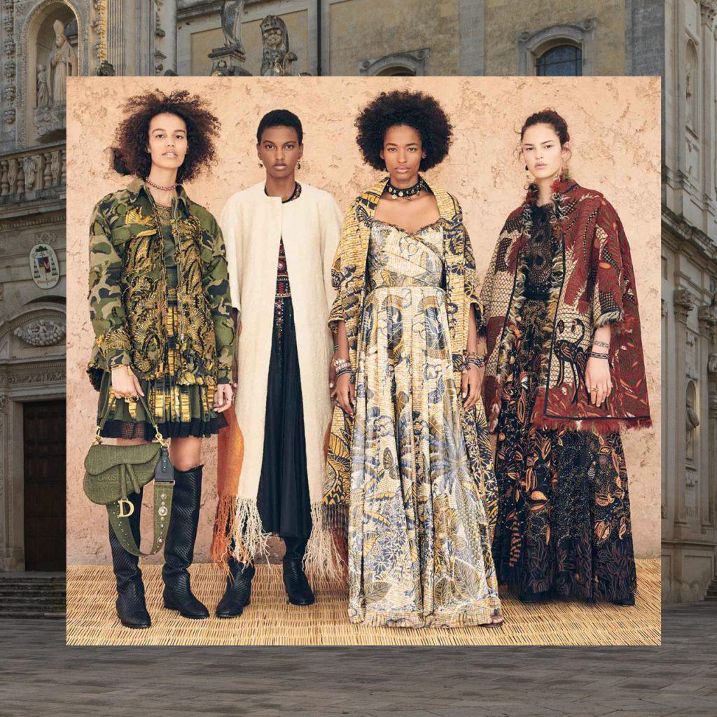 Dior se reinventa y presentará su desfile Cruise 2021 de una forma muy creativa (en vivo)