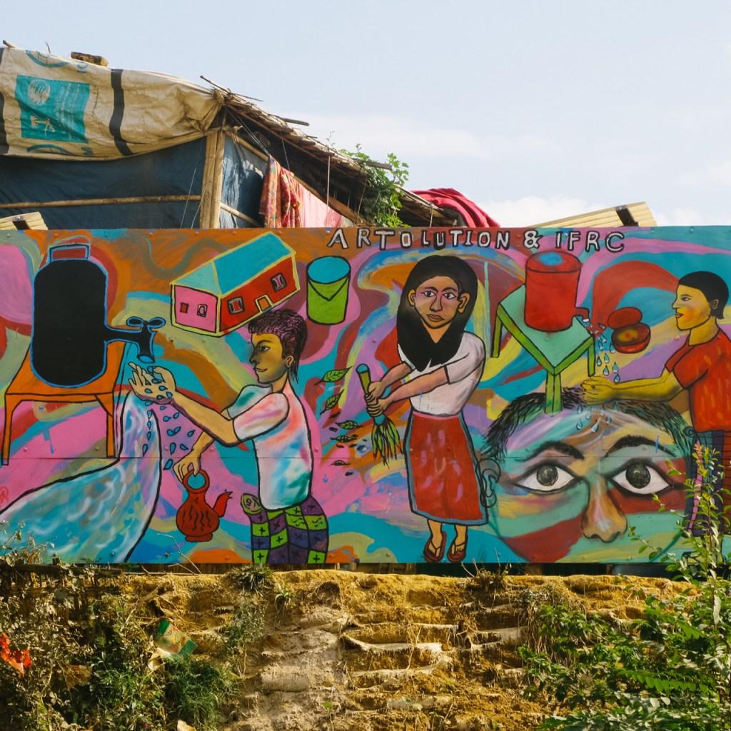 Gucci continúa su apoyo a las comunidades de refugiados