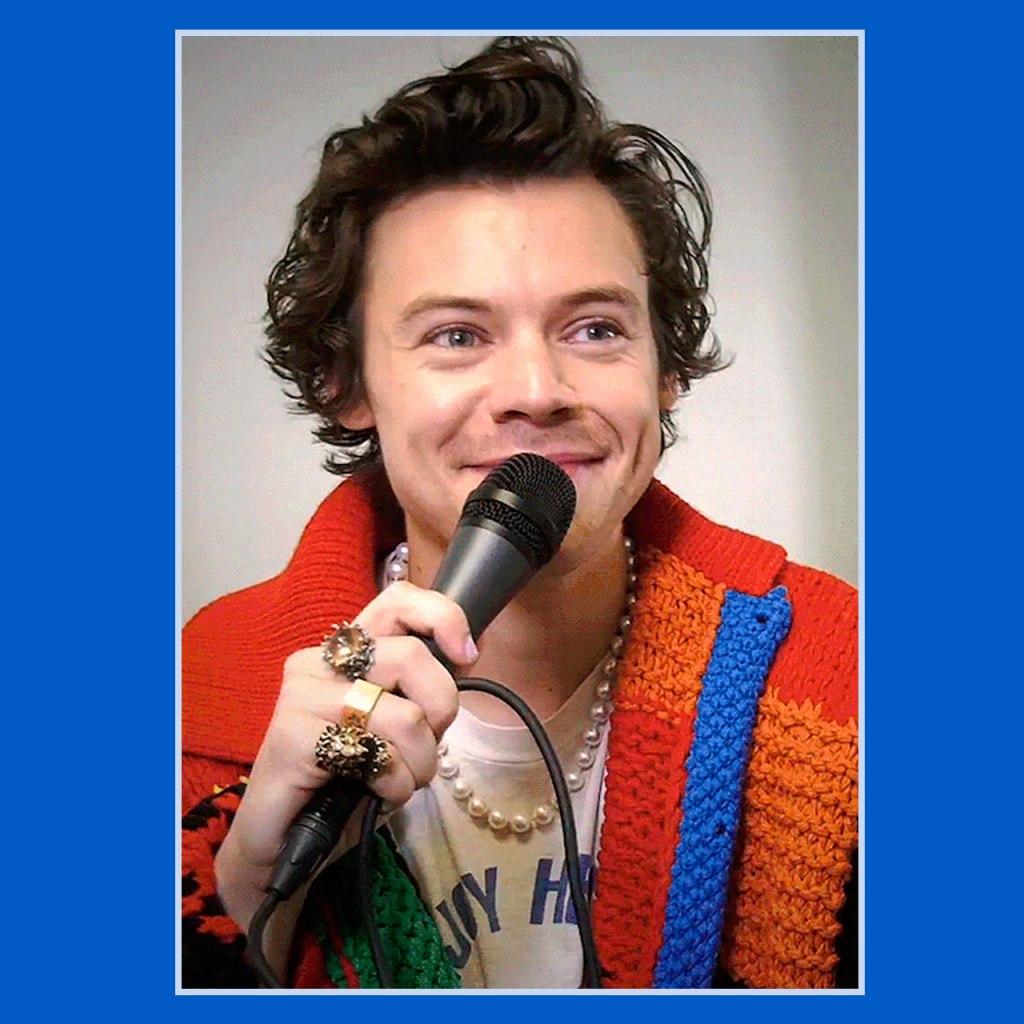 TikTok está obsesionado con el suéter de Harry Styles y nosotros también