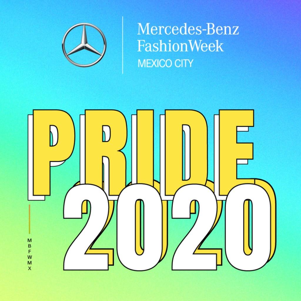 Fashion Week México celebra el Día Pride y esto es lo que tiene preparado