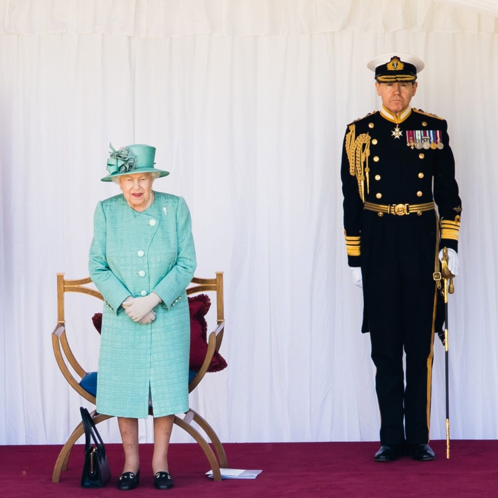 La reina Isabel celebró sus 94 años y con un festejo socialmente distante