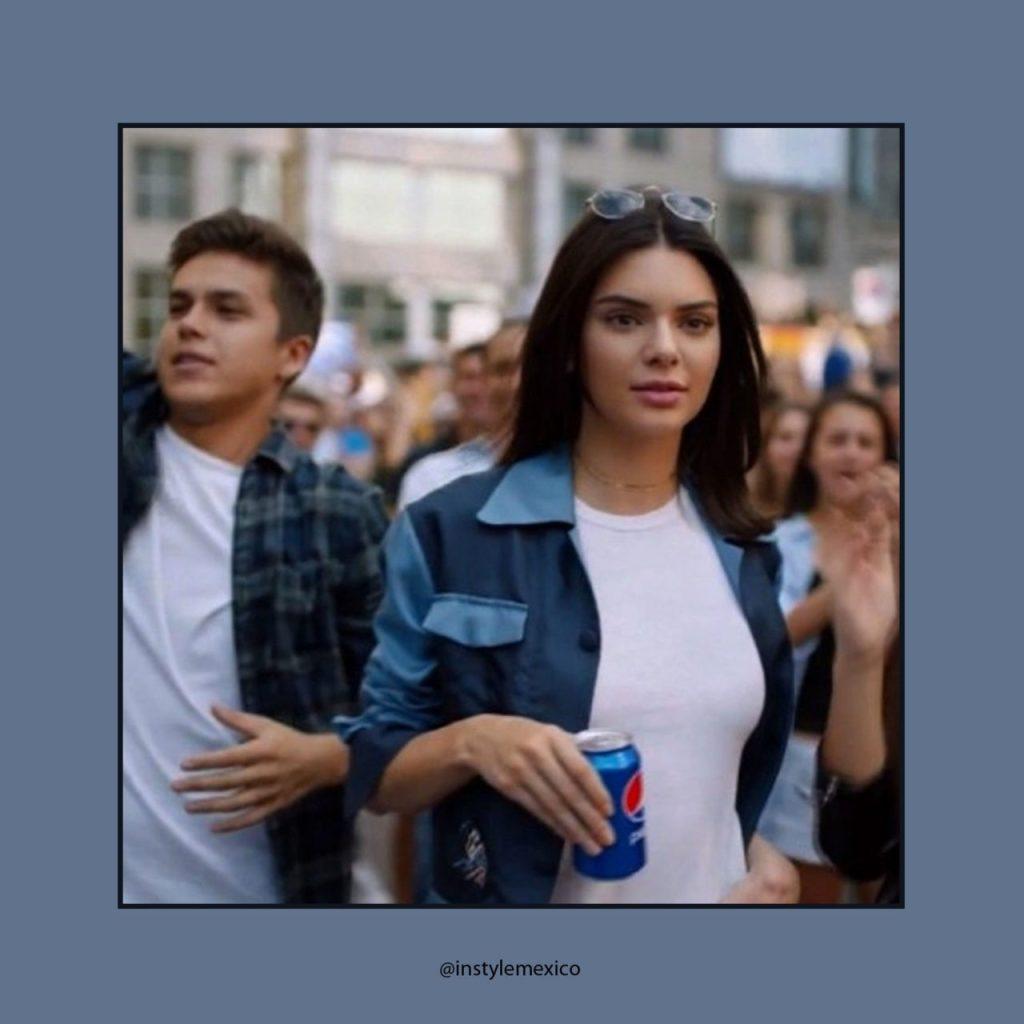 El controversial comercial de Kendall Jenner con Pepsi ha resurgido