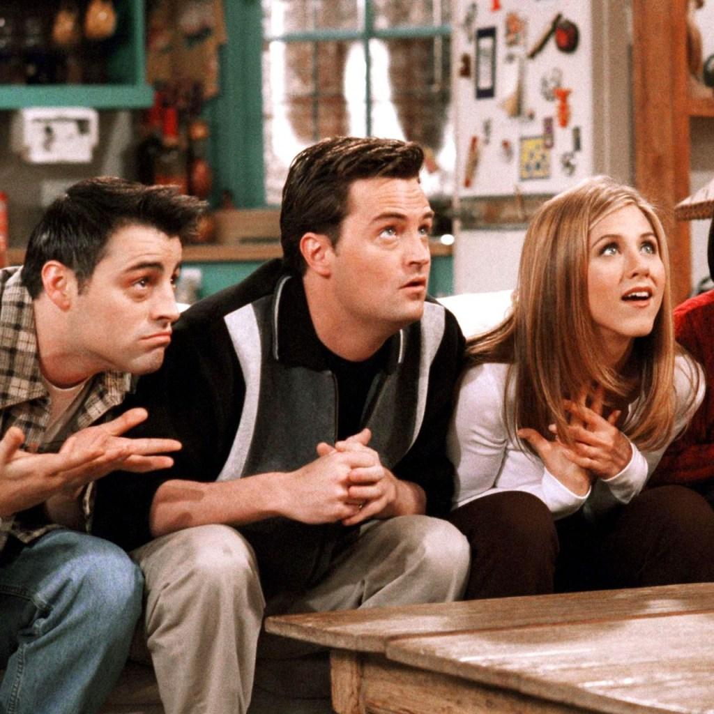 Los 10 episodios de Thanksgiving que amamos de Friends