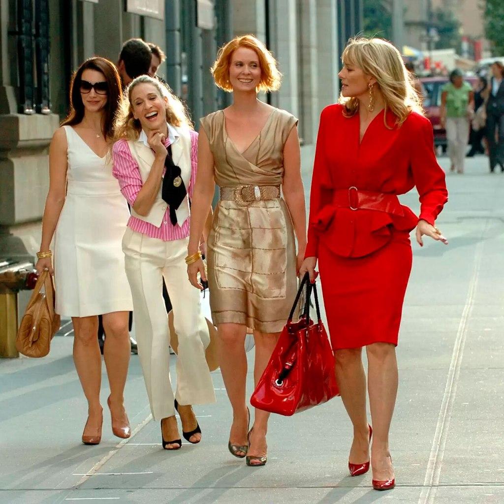 Recreamos estos looks de Sex and The City con piezas de Zara