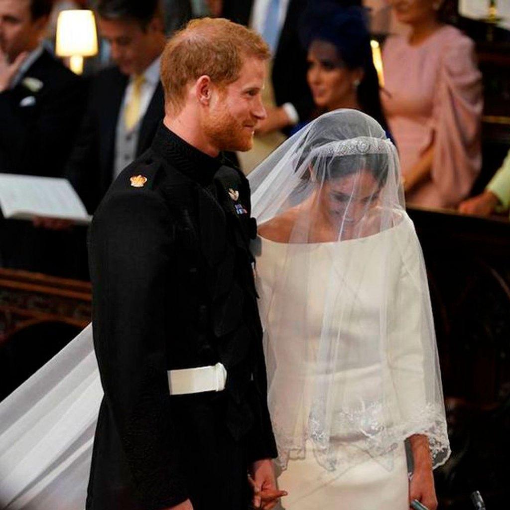 Ya sabemos cuál fue la canción que bailaron Meghan y Harry en su boda