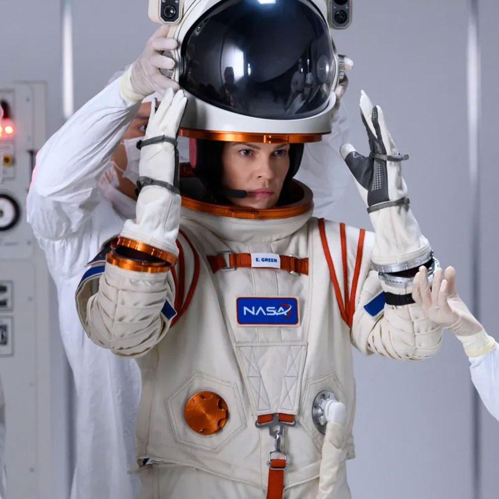 Si eres amante de la NASA y el espacio, la nueva serie de Netflix es para ti