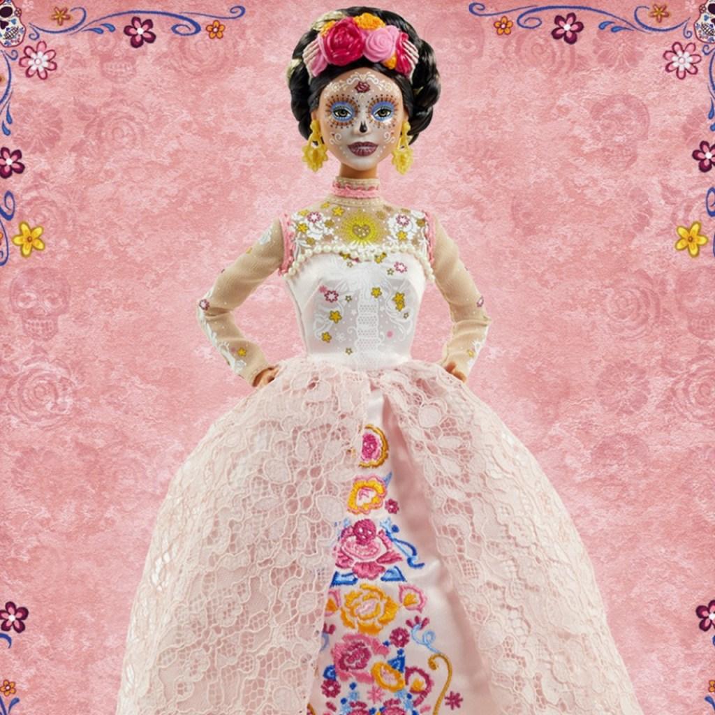 Barbie Día de Muertos regresa para celebrar la tradición mexicana