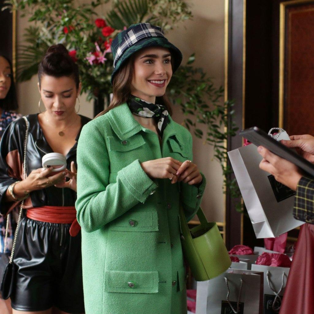 Contamos los días para 'Emily in Paris' y estos estrenos de octubre en Netflix