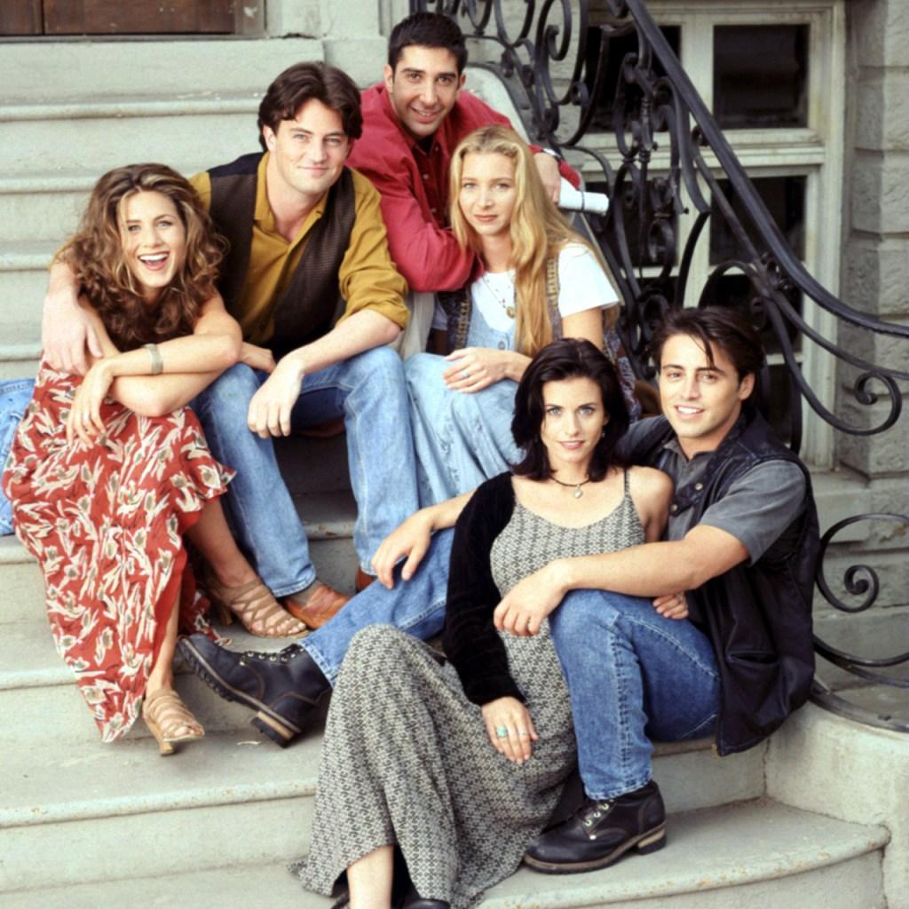 """Estos son los mejores looks de nuestra serie fav. """"Friends"""""""