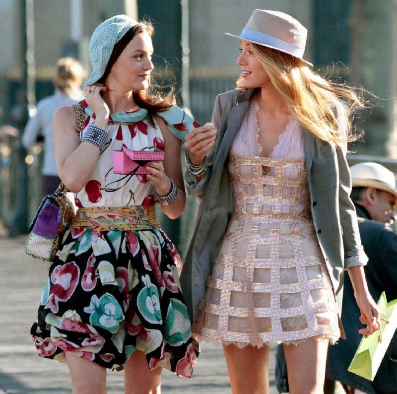 6 looks de Gossip Girl  que puedes recrear con ropa de Zara
