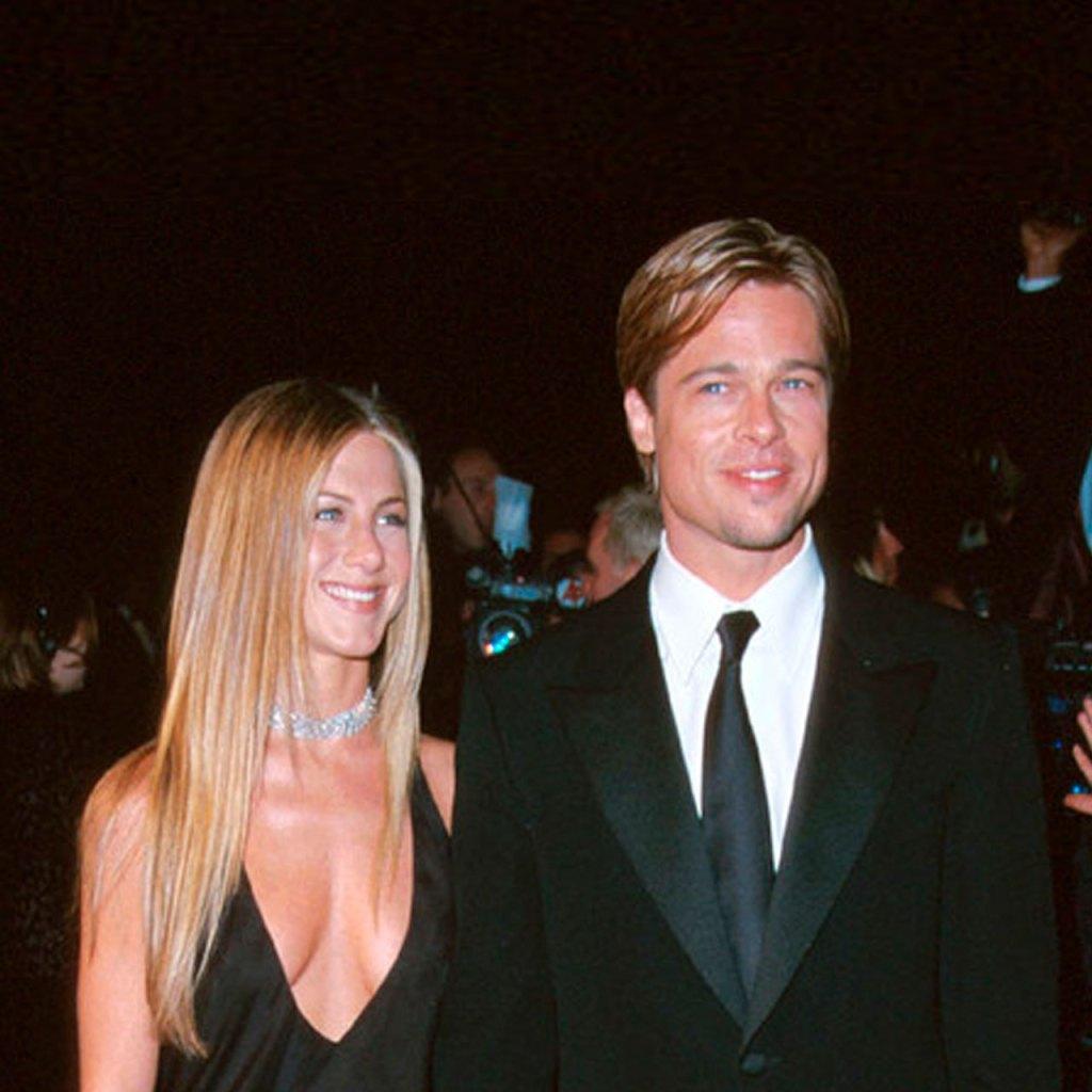 Jennifer Aniston ha usado este básico (durante años) en las red carpets