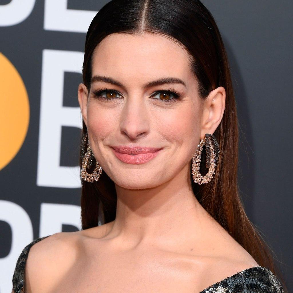 Anne Hathaway usará matching costumes con su bebé de 11 meses