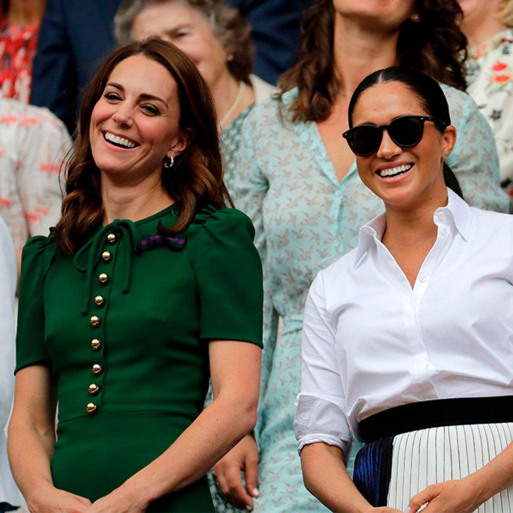 Las veces en las que Kate y Meghan han usado la joyería de Lady Di