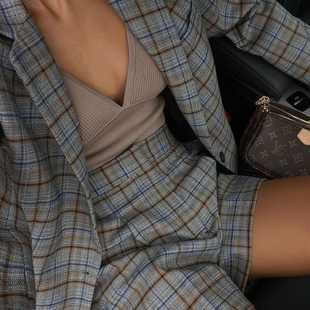 5 outfits: 1 para cada día de la semana