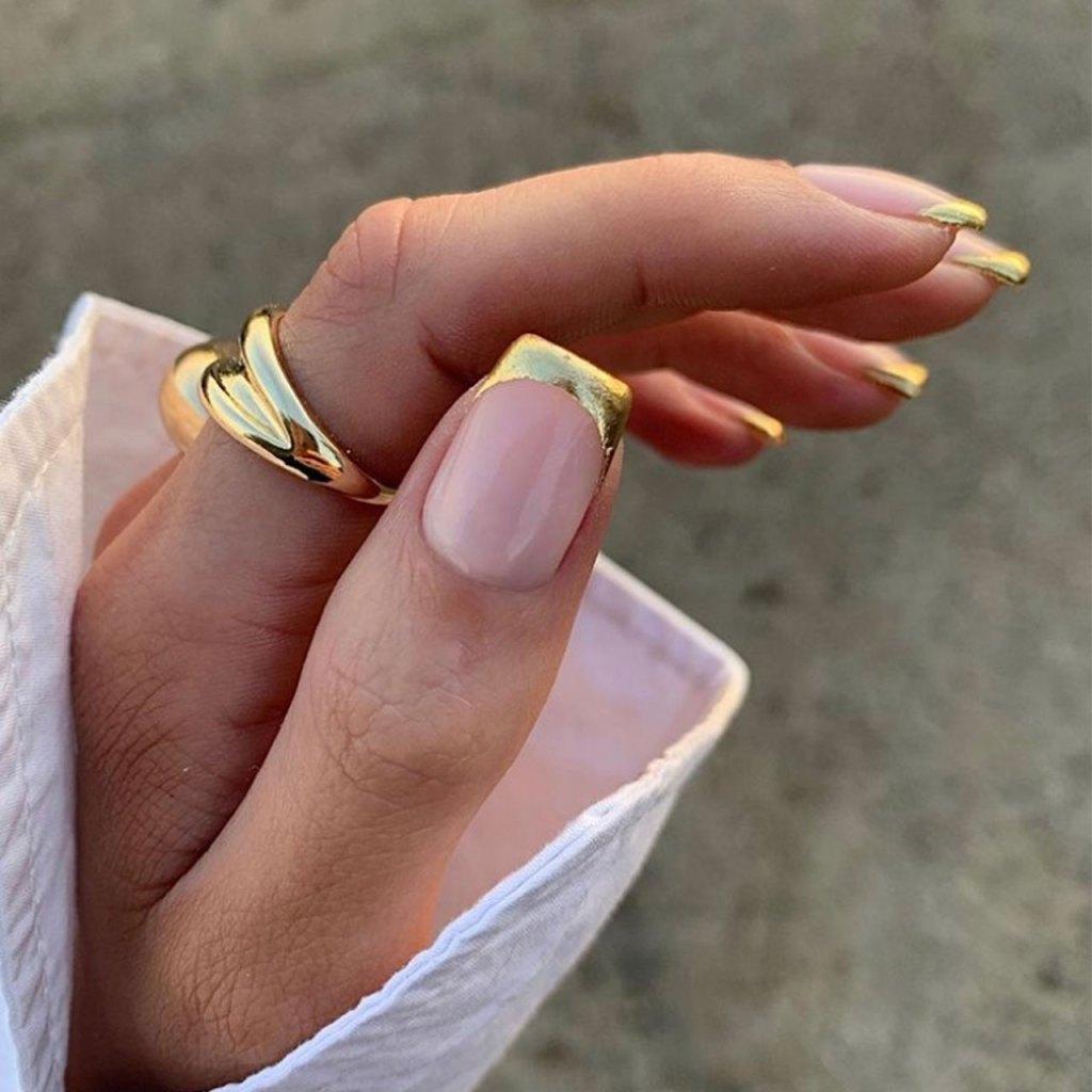 Holiday nails: la inspo que tus uñas necesitan esta navidad