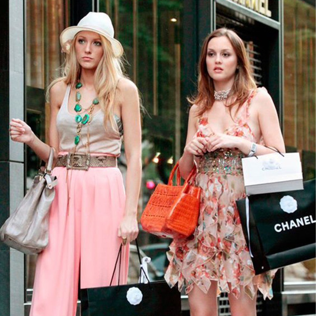 19 facts que probablemente no sabías de Gossip Girl