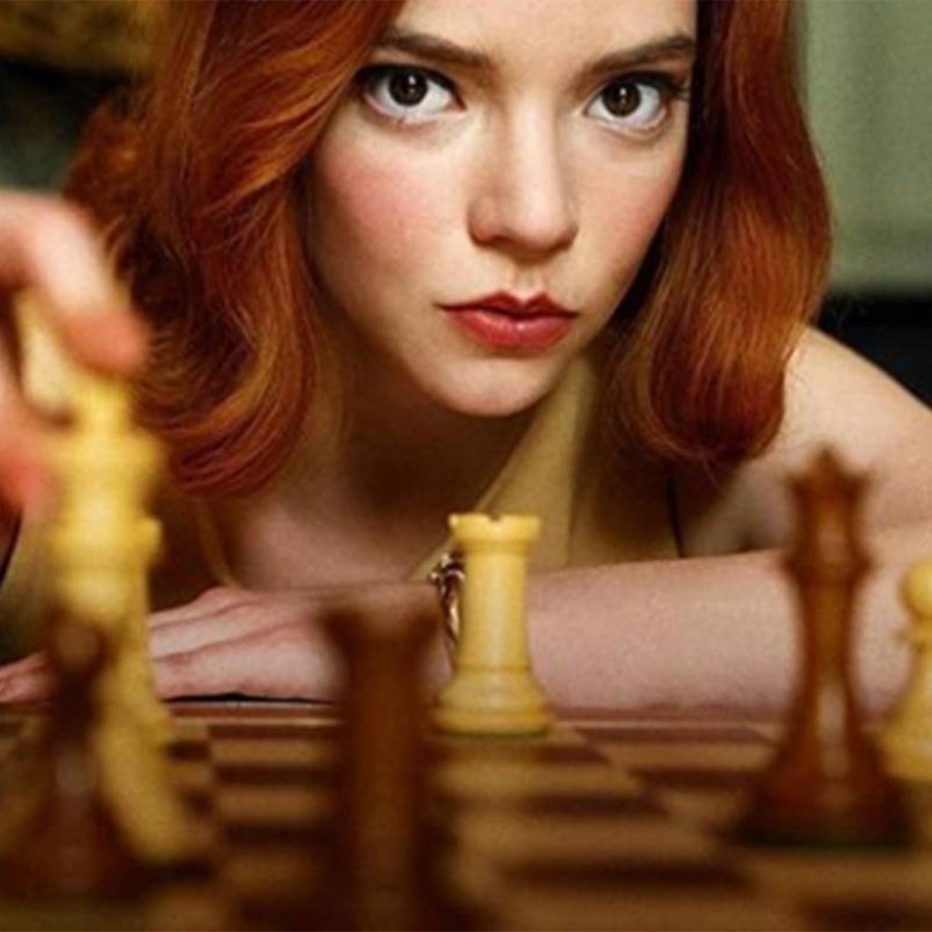 'Gambito de Dama', la miniserie de Netflix, dispara las ventas de ajedrez