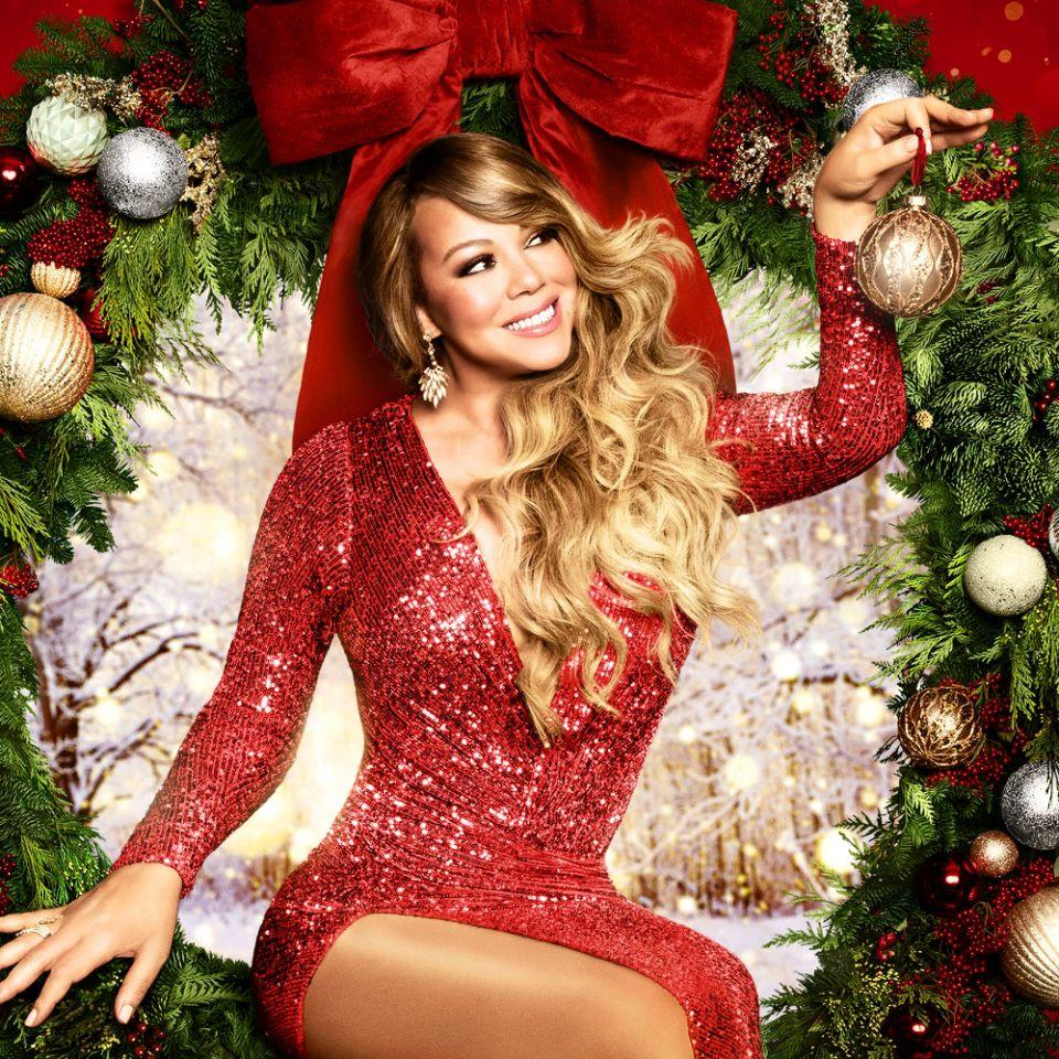 Mariah Carey ya ganó la Navidad y ella misma nos lo cuenta en exclusiva