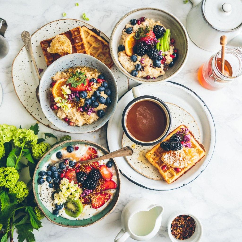 Razones por las que el desayuno te ayuda a perder peso