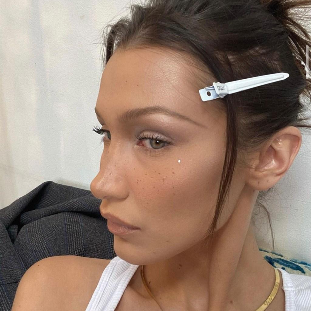 New year, new me: Bella Hadid estrena nuevo hairstyle este 2021