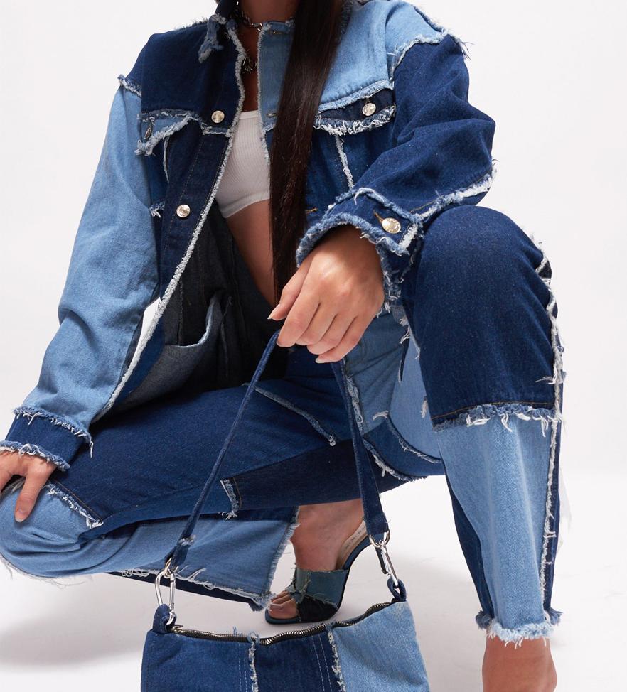 Las trends en jeans 2021 que muestran que todo (eventualmente) vuelve a estar de moda