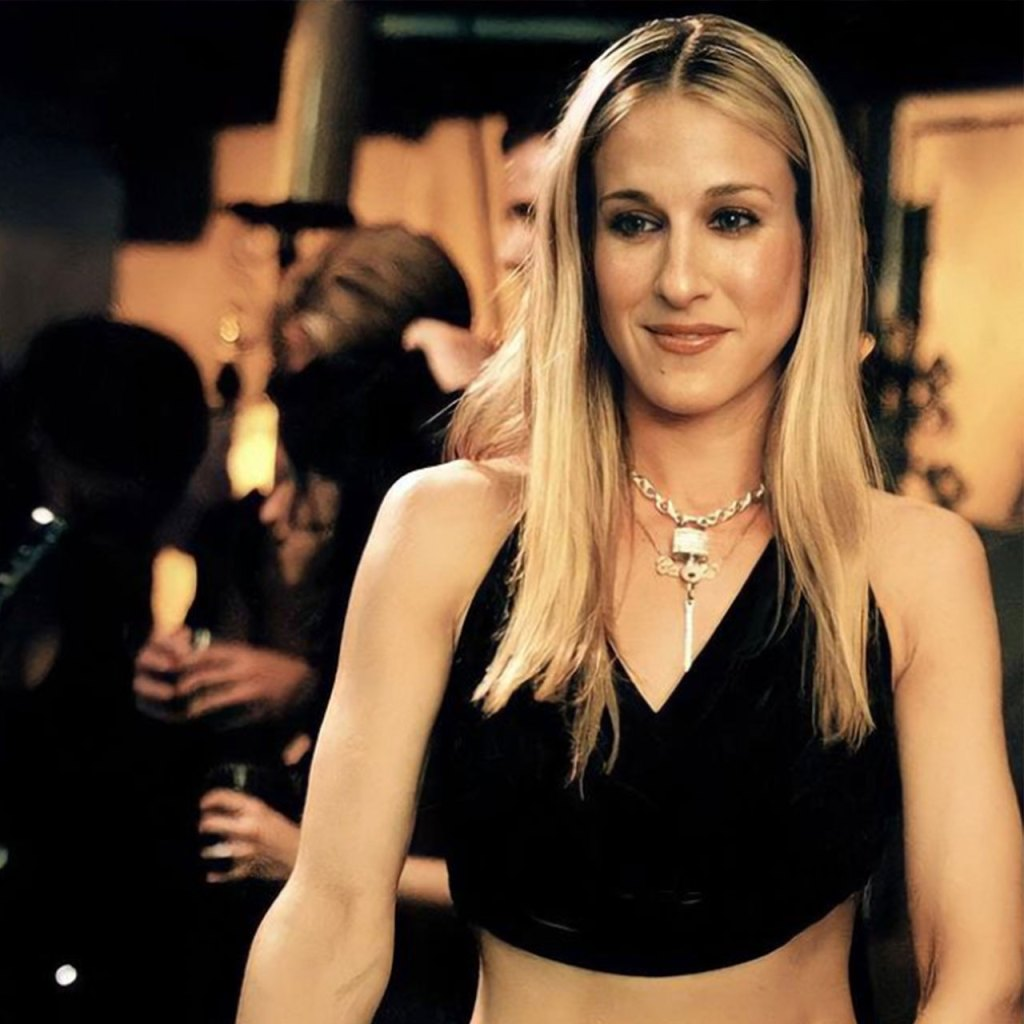 Los mejores peinados de Carrie Bradshaw en Sex and the City