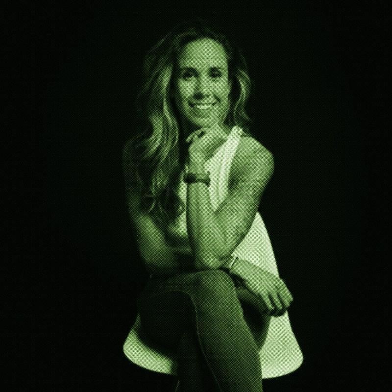 Determinada, apasionada y futbolista, ella es Blanca Sierra