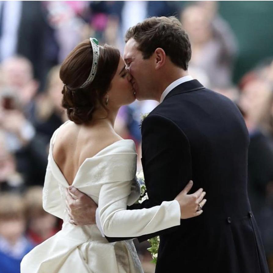 El bebé de la princesa Eugenie ya nació y su nombre podría tener mucho significado