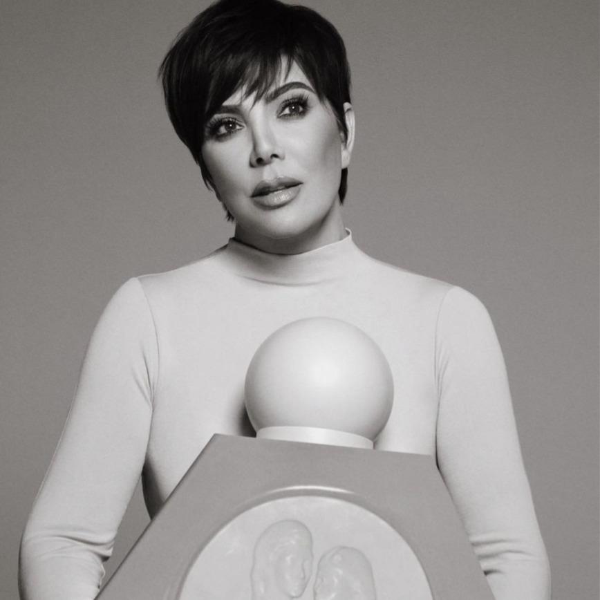 Momager, Kris Jenner va a lanzar su propia marca de beauty y skincare
