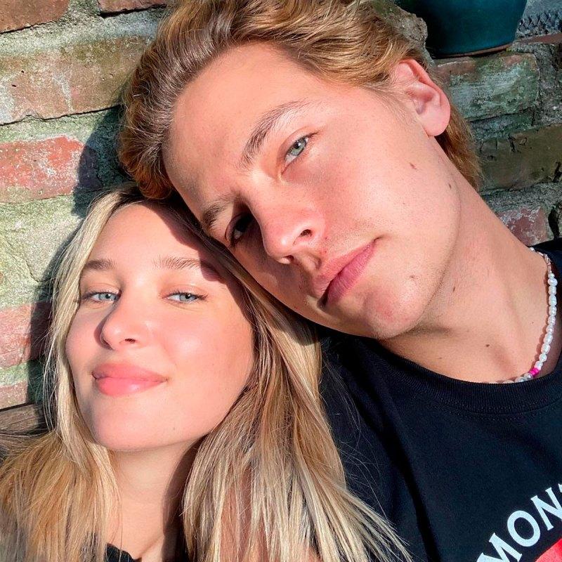 ¿Quién es Ari Fournier, la nueva novia de Cole Sprouse? Aquí la respuesta