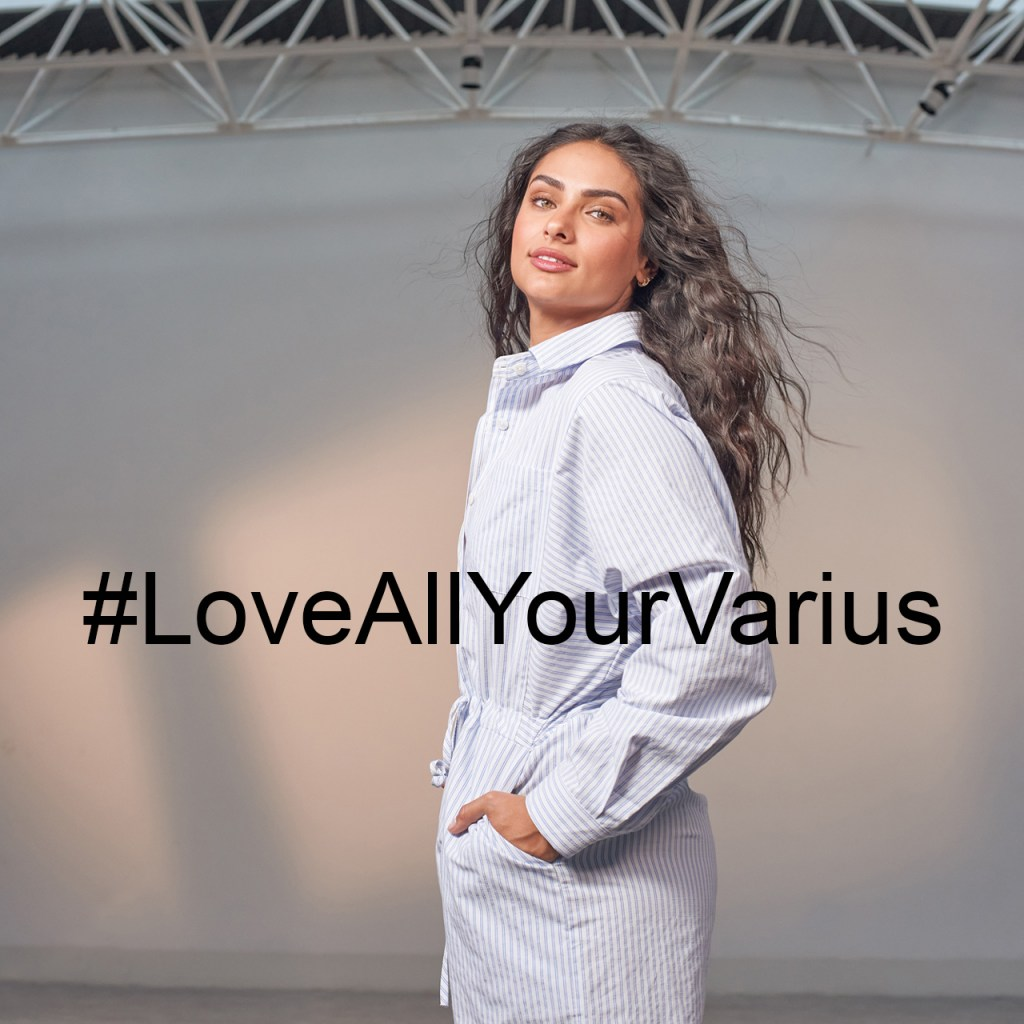 Love All Your Varius: Stradivarius se une al movimiento de no etiquetarse